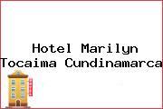 Hotel Marilyn Tocaima Cundinamarca