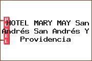 HOTEL MARY MAY San Andrés San Andrés Y Providencia