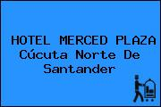 HOTEL MERCED PLAZA Cúcuta Norte De Santander