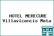 HOTEL MERECURE Villavicencio Meta