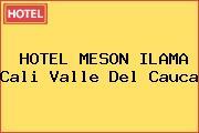 HOTEL MESON ILAMA Cali Valle Del Cauca