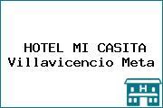 HOTEL MI CASITA Villavicencio Meta