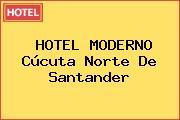 HOTEL MODERNO Cúcuta Norte De Santander