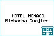 HOTEL MONACO Riohacha Guajira