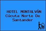 HOTEL MONTALVÁN Cúcuta Norte De Santander