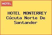 HOTEL MONTERREY Cúcuta Norte De Santander