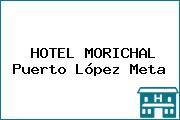 HOTEL MORICHAL Puerto López Meta