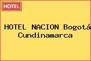 HOTEL NACION Bogotá Cundinamarca
