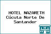 HOTEL NAZARETH Cúcuta Norte De Santander
