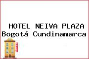 HOTEL NEIVA PLAZA Bogotá Cundinamarca