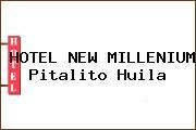 HOTEL NEW MILLENIUM Pitalito Huila