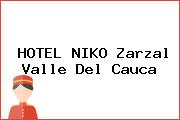 HOTEL NIKO Zarzal Valle Del Cauca