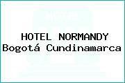 HOTEL NORMANDY Bogotá Cundinamarca
