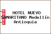 HOTEL NUEVO SAMARITANO Medellín Antioquia