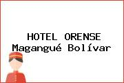 HOTEL ORENSE Magangué Bolívar