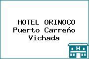HOTEL ORINOCO Puerto Carreño Vichada