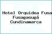Hotel Orquidea Fusa Fusagasugá Cundinamarca
