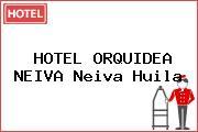 HOTEL ORQUIDEA NEIVA Neiva Huila