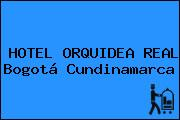 HOTEL ORQUIDEA REAL Bogotá Cundinamarca