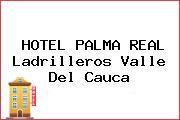 HOTEL PALMA REAL Ladrilleros Valle Del Cauca