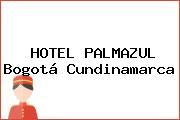HOTEL PALMAZUL Bogotá Cundinamarca