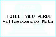 HOTEL PALO VERDE Villavicencio Meta