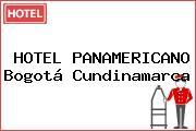 HOTEL PANAMERICANO Bogotá Cundinamarca