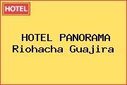 HOTEL PANORAMA Riohacha Guajira