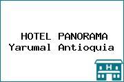 HOTEL PANORAMA Yarumal Antioquia