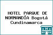HOTEL PARQUE DE NORMANDÍA Bogotá Cundinamarca