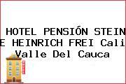 HOTEL PENSIÓN STEIN E HEINRICH FREI Cali Valle Del Cauca