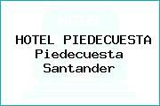 HOTEL PIEDECUESTA Piedecuesta Santander