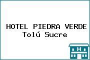 HOTEL PIEDRA VERDE Tolú Sucre