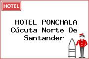 HOTEL PONCHALA Cúcuta Norte De Santander