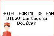 HOTEL PORTAL DE SAN DIEGO Cartagena Bolívar
