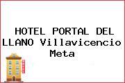 HOTEL PORTAL DEL LLANO Villavicencio Meta