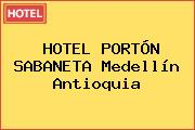 HOTEL PORTÓN SABANETA Medellín Antioquia