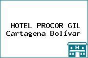 HOTEL PROCOR GIL Cartagena Bolívar