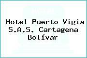 Hotel Puerto Vigia S.A.S. Cartagena Bolívar