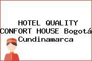 HOTEL QUALITY CONFORT HOUSE Bogotá Cundinamarca