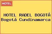 HOTEL RADEL BOGOTÁ Bogotá Cundinamarca