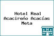Hotel Real Acacireño Acacías Meta