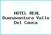 HOTEL REAL Buenaventura Valle Del Cauca