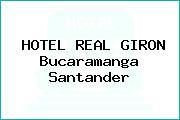 HOTEL REAL GIRON Bucaramanga Santander