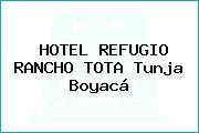 HOTEL REFUGIO RANCHO TOTA Tunja Boyacá