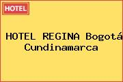 HOTEL REGINA Bogotá Cundinamarca