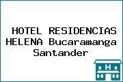 HOTEL RESIDENCIAS HELENA Bucaramanga Santander