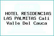 HOTEL RESIDENCIAS LAS PALMITAS Cali Valle Del Cauca