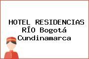HOTEL RESIDENCIAS RÍO Bogotá Cundinamarca