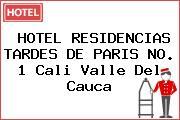 HOTEL RESIDENCIAS TARDES DE PARIS NO. 1 Cali Valle Del Cauca